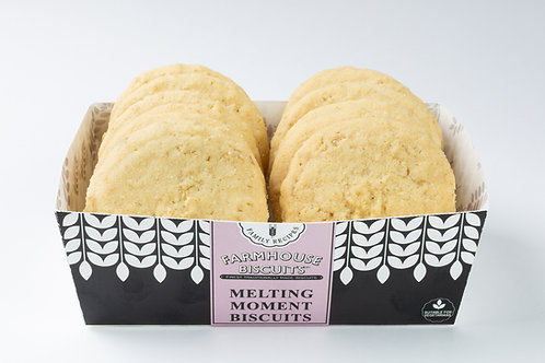 Farmhouse Biscuits - Melting Moment Biscuits - 200g