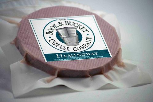 Hemingway – Dorset Crumbly Feta Cheese, Matured in Kalamata Olive Brine (200g)