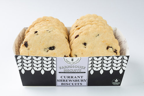 Farmhouse Biscuits - Currant Shrewsbury - 200g