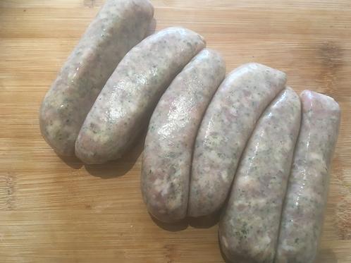 Cumberland Sausages -1.29Kg