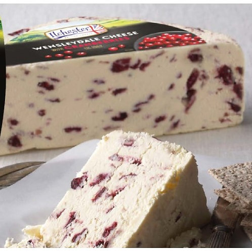 Wensleydale and Cranberry - 200g (Approx.)