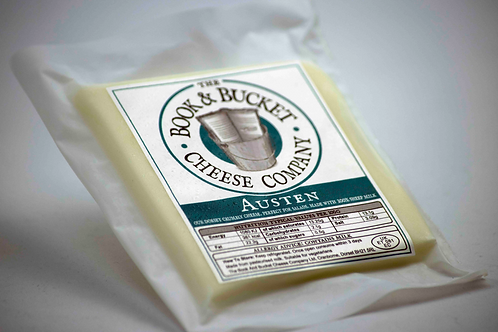 Book & Bucket Cheese selection
