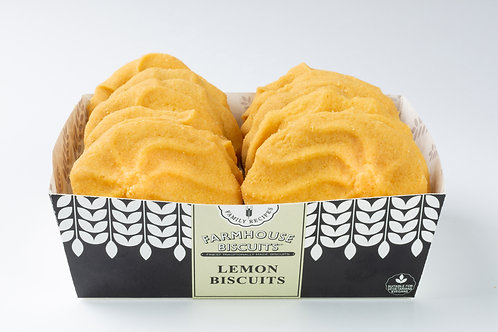 Farmhouse Biscuits - Lemon Biscuits - 200g