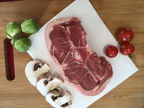 Lamb Barnsley Crown Chops - Per Kg