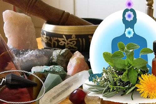 Gemoterapia y Elixires de gemas