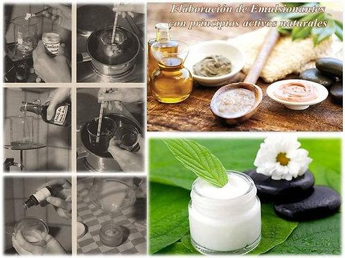 CursoElaboración de Emulsionantes.  La escala HLB