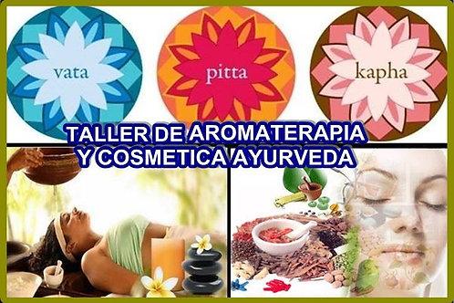 Curso de Aromaterapia y cosmética ayurveda