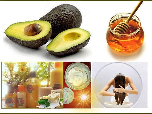 Champú y Gel de Baño en cosmética natural