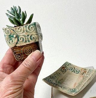 Gift Size Succulent Planter