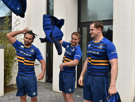 Leinster Sponsor for a Day