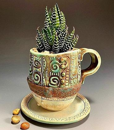 Funky Mug Planter Series