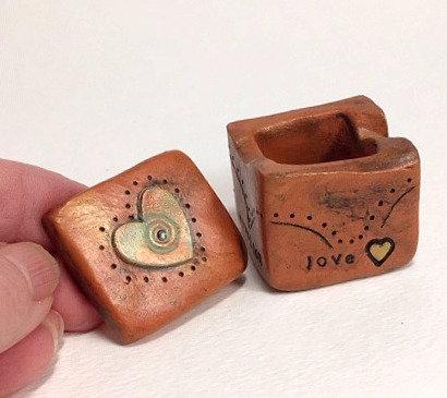 Miniature Friendship Box
