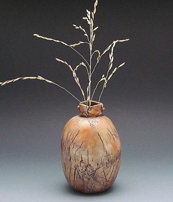 Aging Vase