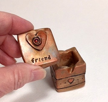 Miniature Friendship Box