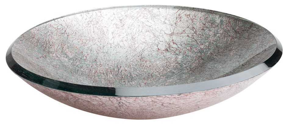 Beautiful bathroom Glass Hand Basin - Viego Designs