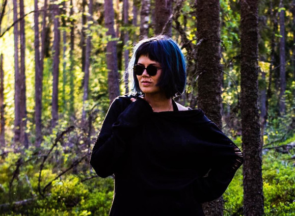 Loimovuori, blue lady.jpg