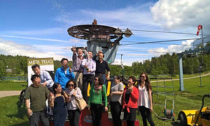 Teijo Ski & Action Park, summer