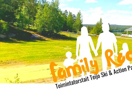 Family Rock ja Toimintatorstait tulevat!