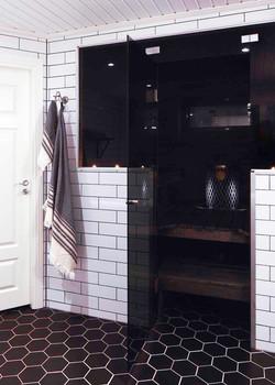 LbW, sauna