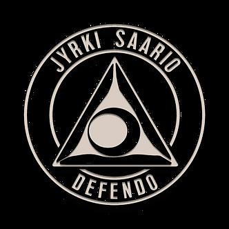 Jyrki Saario Defendo merkki