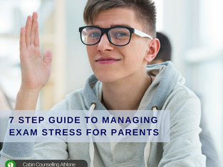 Managing Exam Stress For Parents