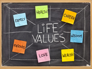 The Importance of Understanding Your Values