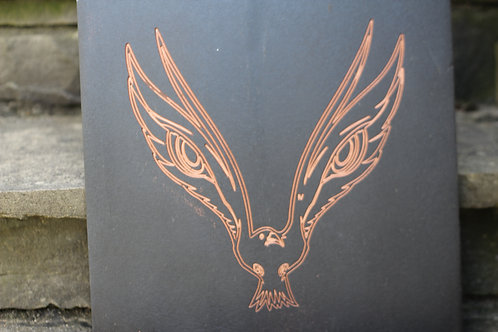 Raven/ Wolf Optical Illusion