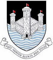 Pontefract Atletics Club Badge