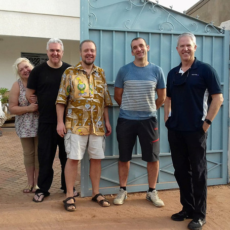 Aid to Burkina and Sawyer International join forces to provide clean drinking water.