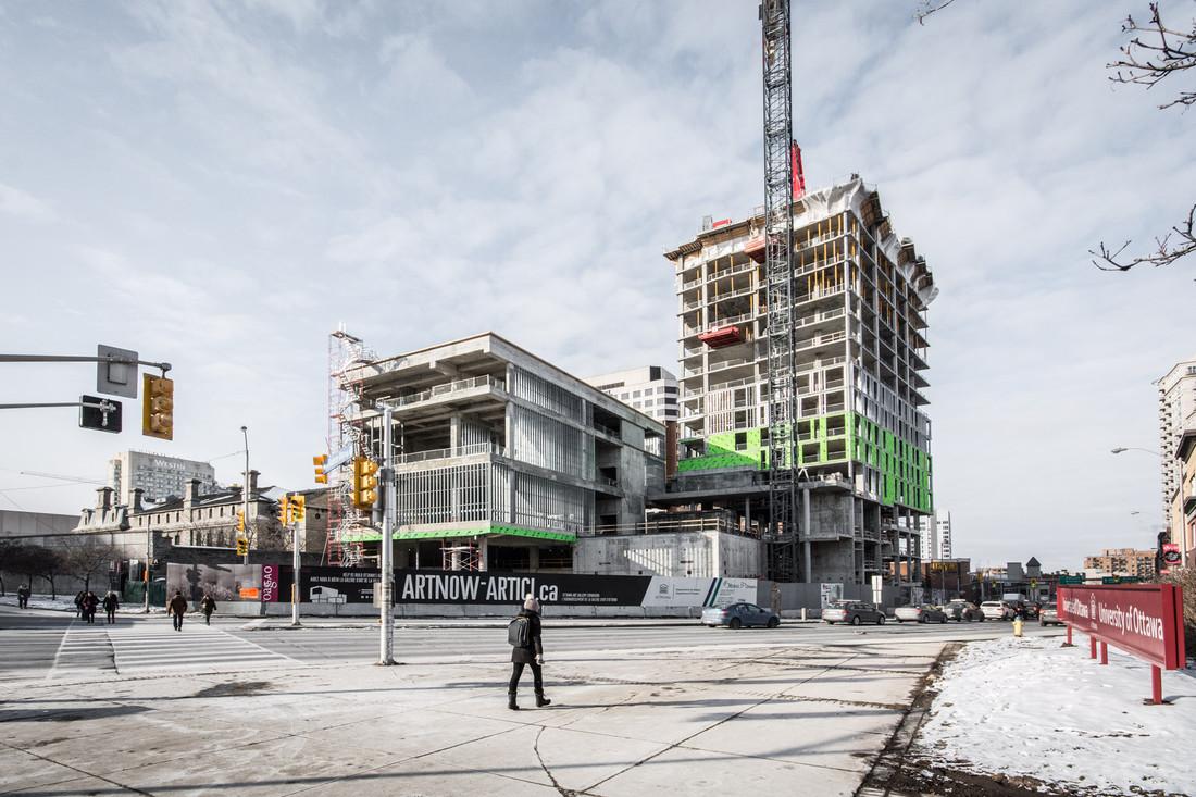 Art Court Redevelopment at 60-70 Waller Street