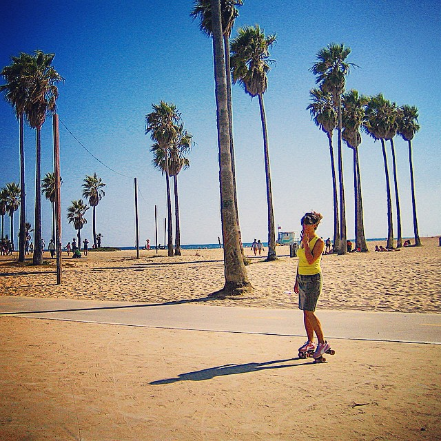 #TBT to almost 10 years ago, living in Venice, and California dreaming