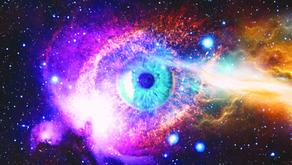 Tocando nos olhos de Deus