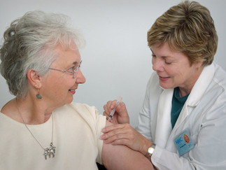 Influenza Vaccine, Less Hospitalizations: What's in Store for the Elderly?