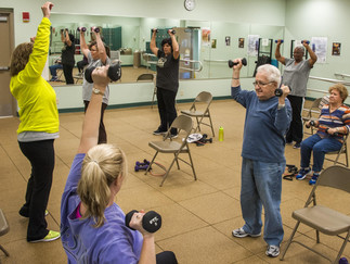 Beyond Exercise: Elders Benefiting from Going to Gyms