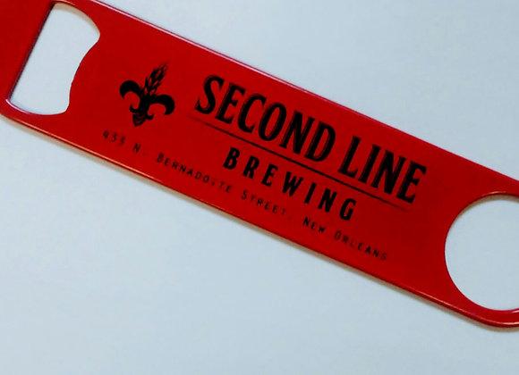Second Line Bottle Opener