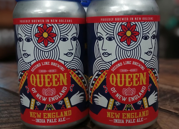 Queen Of New England 4-Pack Cans