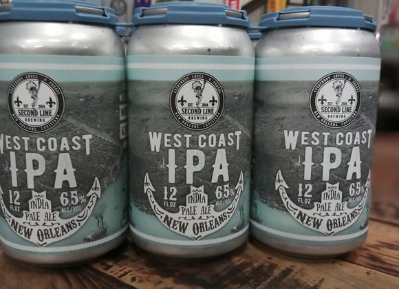 West Coast IPA - 6 Pack Cans
