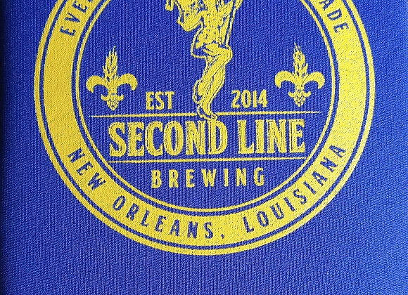 Second Line Can Koozie
