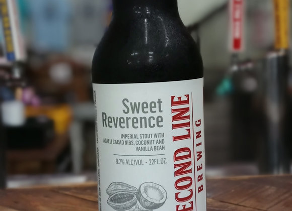 Sweet Reverence - 22 oz. Bottle