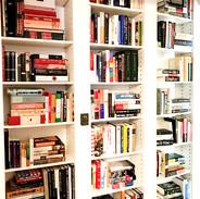 Organized Bookcase