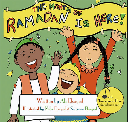 The Month of Ramadan Is Here