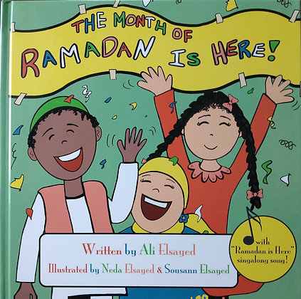 The Month of Ramadan Is Here - Hardcover
