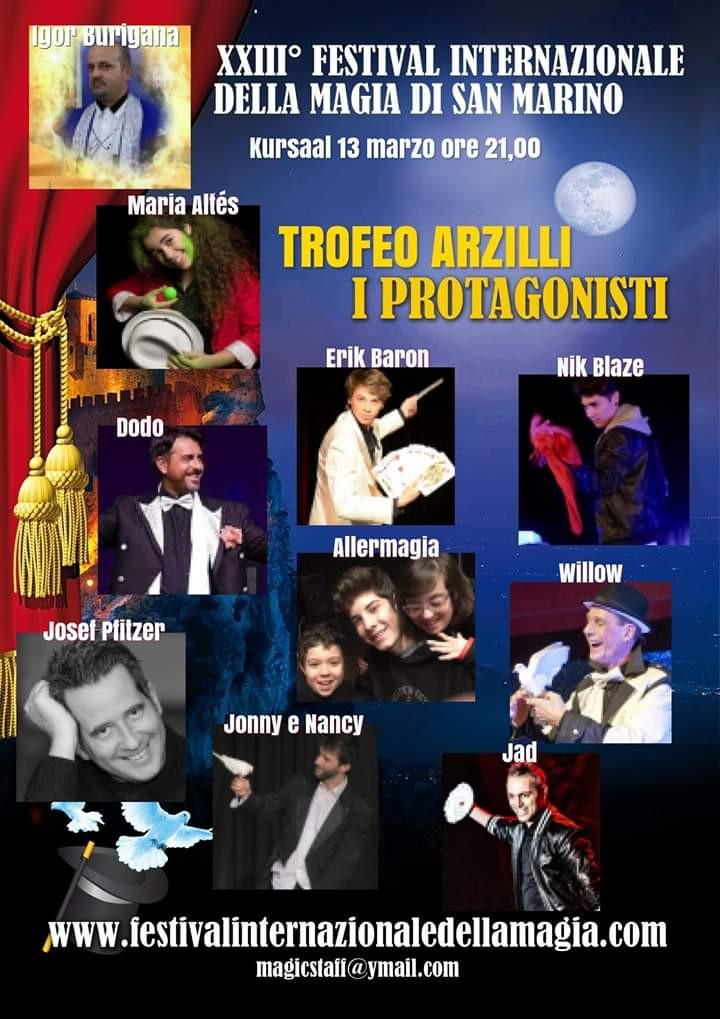 Show Internazionale di Magia