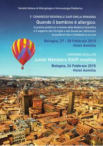 2° Congresso Regionale SIAIP Emilia - Romagna