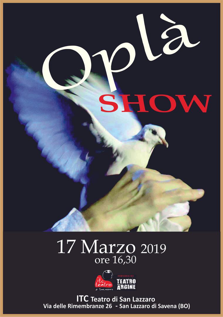Oplà Show