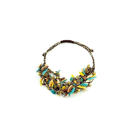 Aztec Cantaloupe Seed Bracelet