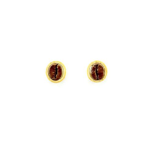 Coffee Bean & Bamboo Posts