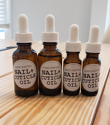 Nail + Cuticle Oil