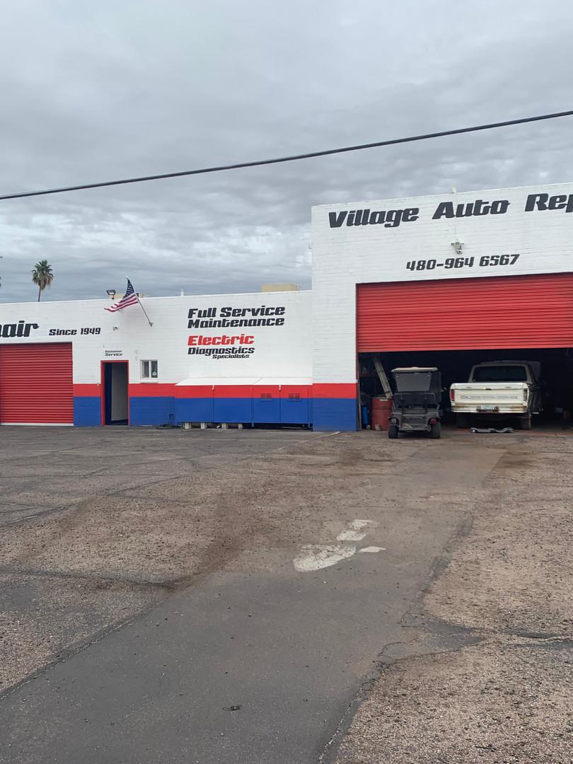 auto repair 70 years