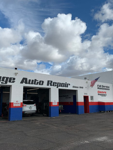 auto repair and maintenance in mesa